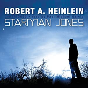 Starman Jones Audiobook