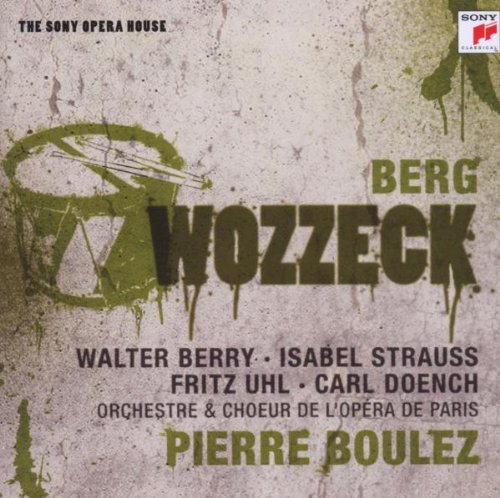 Wozzeck (Pierre Boulez) -  Alban Berg - CD
