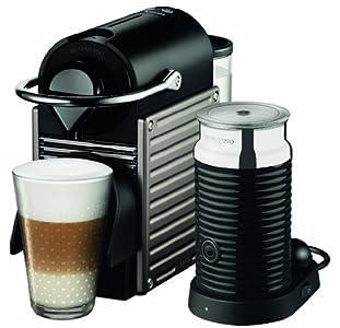krups pixie macchina nespresso aeroccino. Black Bedroom Furniture Sets. Home Design Ideas