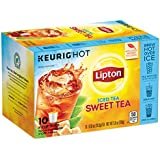 Lipton Refresh Iced Sweet Tea K-Cup, 10 Count(Pack of 6)