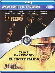 Sin perdón + El jinete pálido [Blu-ray]