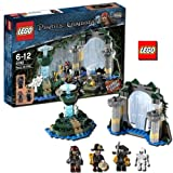 LEGO Pirates Of the Caribbean Fountain of Youth 4192 ~ LEGO