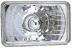 "4x6"" H4666 7004 Crystal Cut Headlight Conversion Lens Kit ONE PAIR"