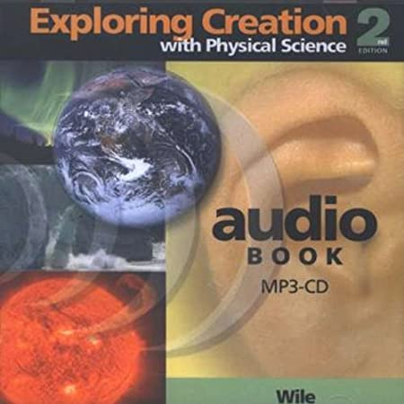 Exploring Creation with Physical Science MP3 Audio