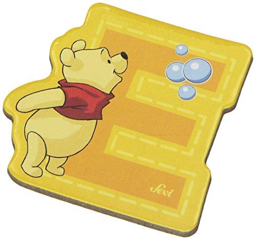 Sevi 82763 Klebebuchstabe E Winnie the Pooh