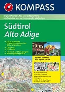Südtirol / Alto Adige. DVD-ROM für Windows 95/98/2000/NT/XP.