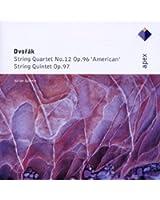 "Quatuor A Cordes N°12 Opus 96 ""American"", Quintette A Cordes Opus 97"