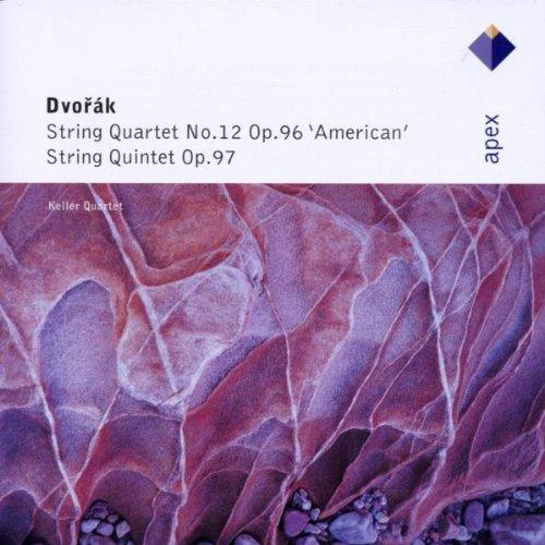 Dvorák: String Quartet No. 12 'American'; String Quintet, Op. 97