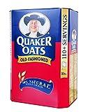 【Quakerクウェーカー】オートミール 2.26kg×2袋 オールドファッション 100%ナチュラルシリアル [その他]