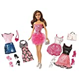 Mattel Barbie Doll And Fashion Doll Gift Set - Nikki
