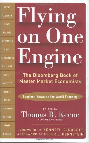 Flying on One Engine: The Bloomberg Book of Master Market Economists