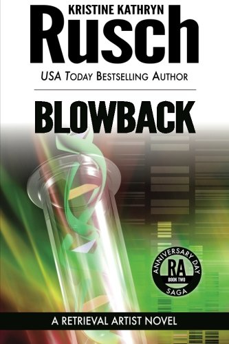 Image of Blowback: A Retrieval Artist Novel