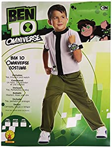 Ben 10 Omniverse Costume (Small)