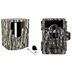 Buy NEW MOULTRIE Game Spy M-990i No Glow Infrared Digital Game Camera + Security Box by Moultrie