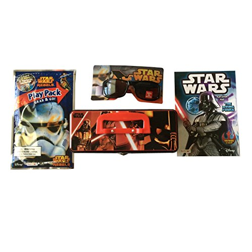 Star Wars Movie Activity Bundle Toys and Adventures Set