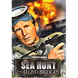 Sea Hunt Complete Season Three