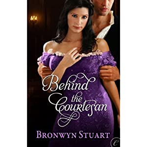Behind the Courtesan Audiobook