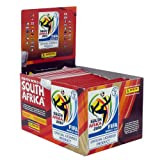 "Panini PN25331 - Fu�ball FIFA WM 2010 Sticker Display - 100 Booster Inhalt (5 Sticker pro Booster)von ""Panini"""