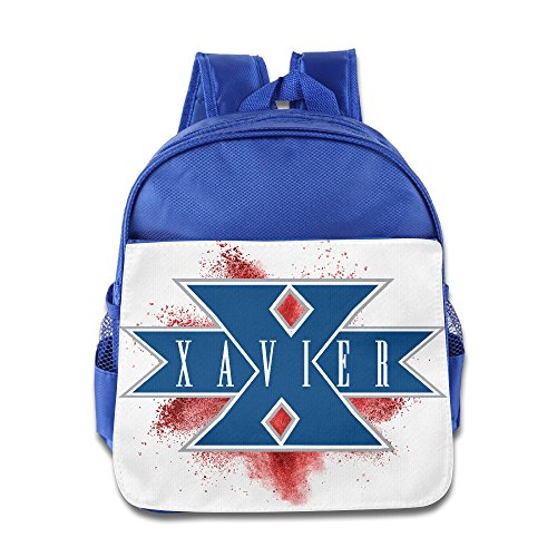 JccjCcjj Xavier University Musketeers Cool Backpack RoyalBlue (Kendama Space compare prices)