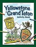 Yellowstone & Grand Teton Activity Book