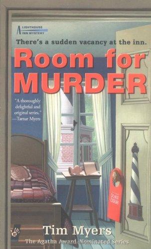 Room For Murder (Lighthouse Inn Mysteries, No. 4) front-828967