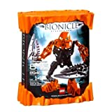 Lego Bionicle Series Set # 8946 - Photok With Yellow Eyes, Rocket Booster And Twin Power Blades (Tot