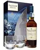 Talisker 10 Year Old and Glasses Gift Pack Single Malt Whisky