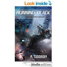 Running Black (Eshu International Book 1)