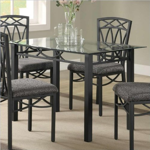Glass Dining Chairs 4979