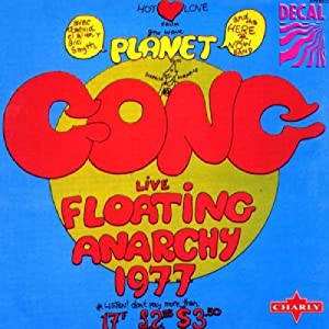 Floating Anarchy Live 1977