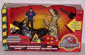 Jurassic Park 3 Velociraptor Toy Jurassic Park III Raptor