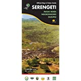 Serengeti: Official Map and Visitor Guide
