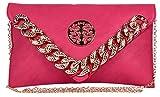 Trendberry Women's Sling & Cross-Body Bag - Pink, TBSB(P)041