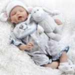 Paradise Galleries Newborn Baby Doll,...