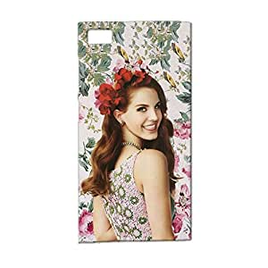 Mobile Cover Shop Glossy Finish Mobile Back Cover Case for Xiaomi Mi3