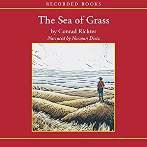 The Sea of Grass Audiobook