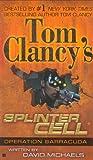 Operation Barracuda (Tom Clancy's Splinter Cell) (0425204227) by Michaels, David