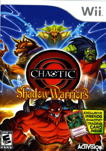 Chaotic with Trading Card - Nintendo Wii - 1