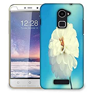 Snoogg Beautiful Flower Images Designer Protective Phone Back Case Cover For Coolpad Note 3 Lite