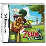 The Legend of Zelda: Spirit Tracks (Nintendo DS)by Nintendo