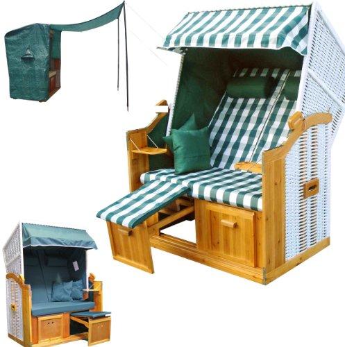 der eigene strandkorb f r zu hause. Black Bedroom Furniture Sets. Home Design Ideas