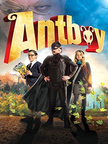 Amazon.com: Antboy: Oscar Dietz, Amalie Kruse Jensen