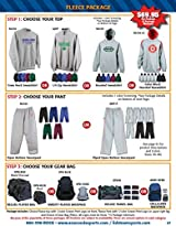 Anaconda Sports® Fleece Team Package (Call 1-800-398-7625 to order)