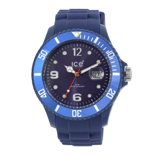 Ice-Watch Sili Winter Midnight Unisex Silicone Watch SI.MN.U.S