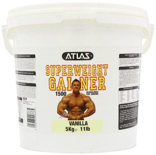 Atlas Super Weight Gainer 5kg - Vanilla