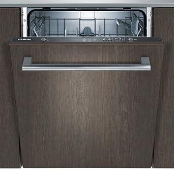 Siemens Sn63d001eu Vollintegrierbarer Geschirrspuler Einbau A A