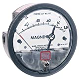 Magnehelic Gauge W/ Adjustable
