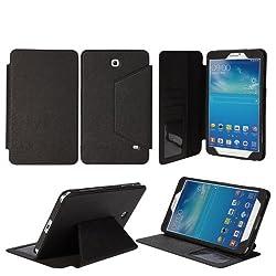 Tab 4 7.0 Case - Bear Motion Premium Folio Case for 7 inch Samsung Galaxy Tab 4 7.0 - 7