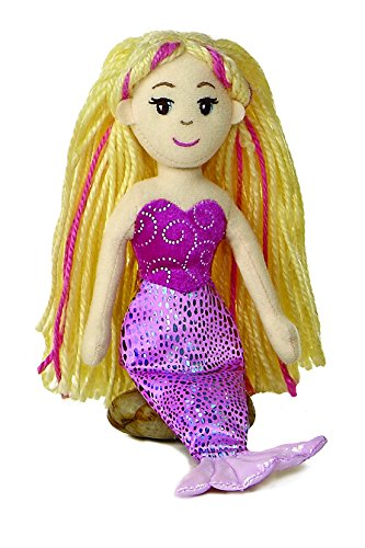 "Aurora World Marinna Mermaid 10"" Plush"