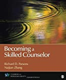 img - for Becoming a Skilled Counselor (Counseling and Professional Identity) book / textbook / text book